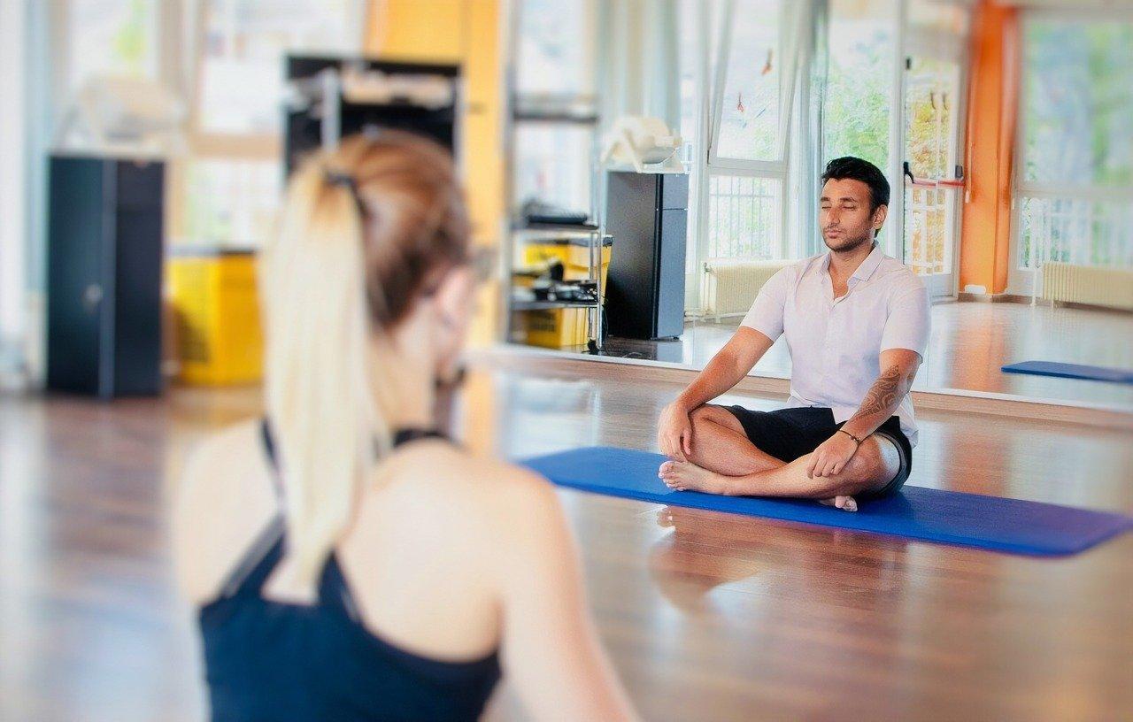 smettere di fumare con lo yoga